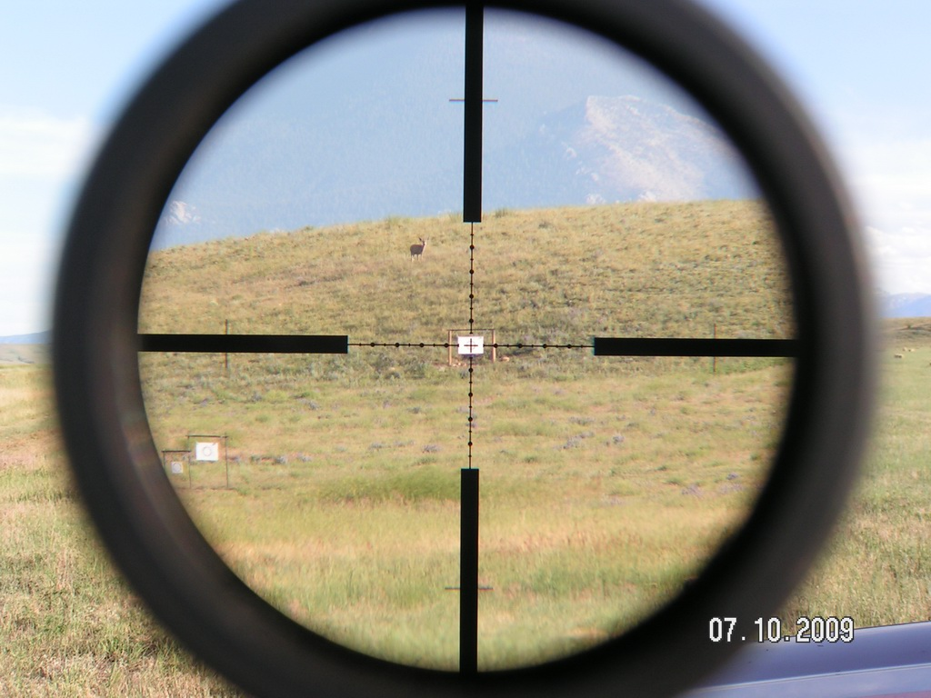 So What Does A 1000 Yd Shot Look Like Sniper S Hide Forum