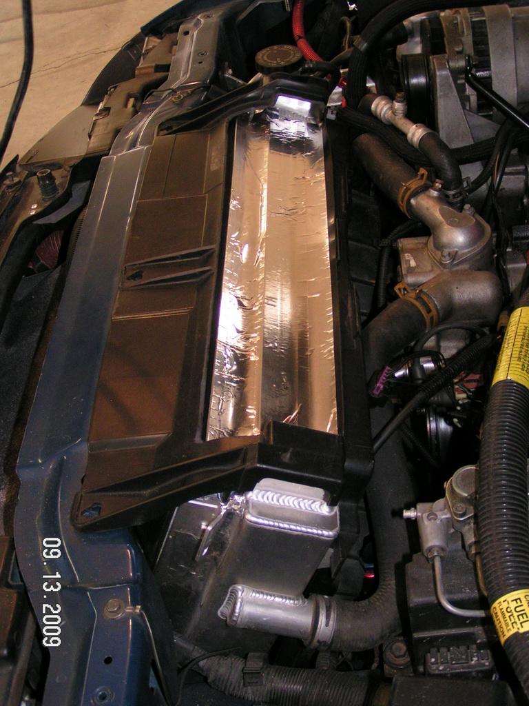 Lt1 Custom Intake Help Ls1tech Camaro And Firebird